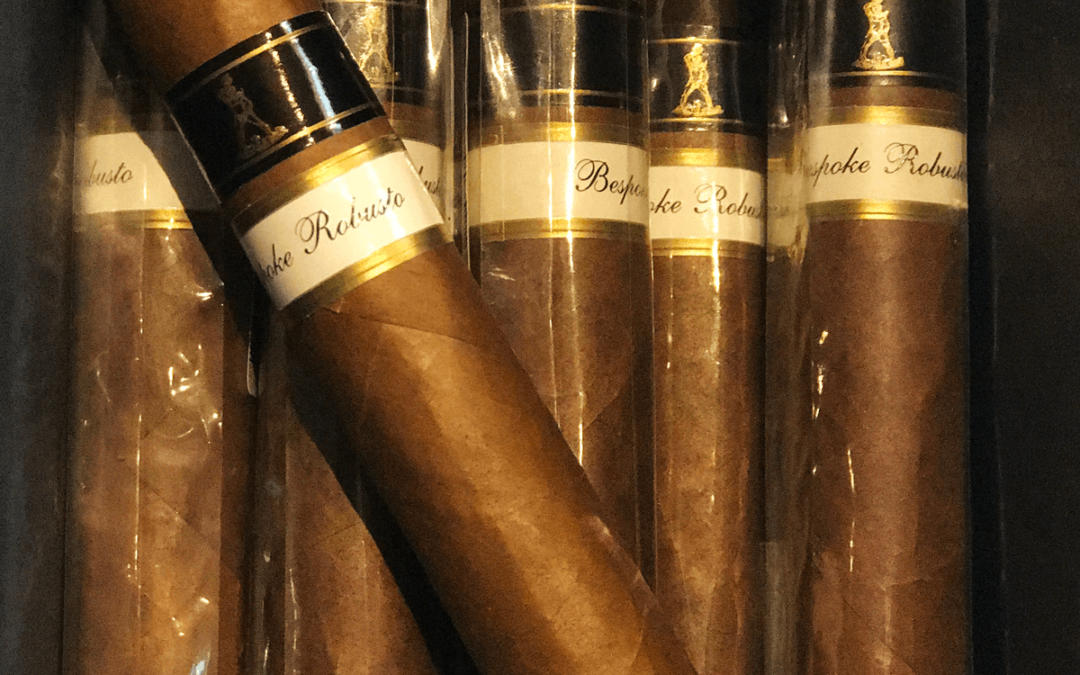 Don Amador's Review of the Bespoke Robusto